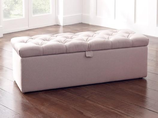 Fabric-storage-ottoman-cubest